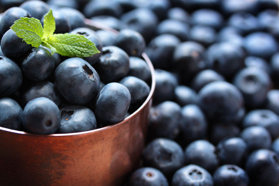 Blueberries: Your Body's Free Radical Defender