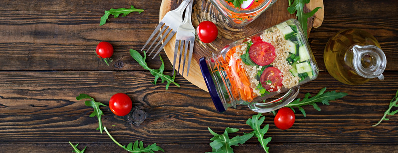 Healthy Fast Foods and Hacks