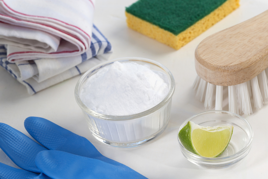 Cleaning Without Toxins