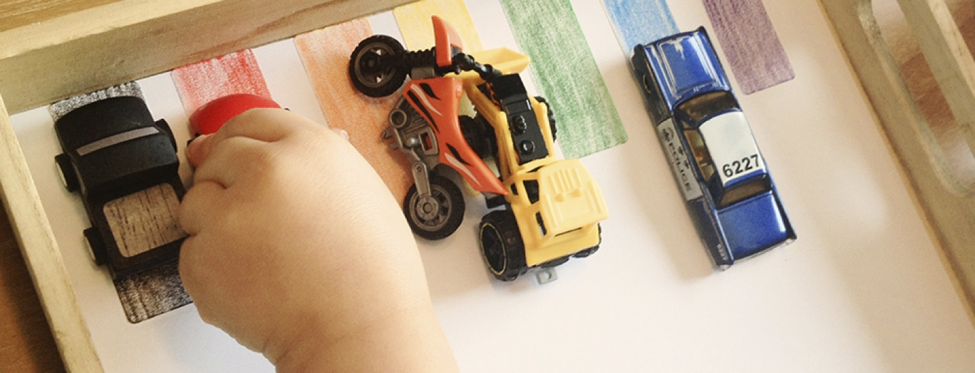 Fun and simple toy car activities