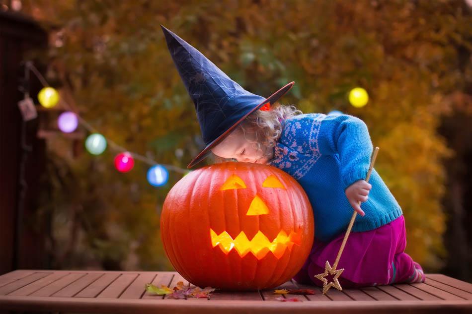Healthier Halloween Candy