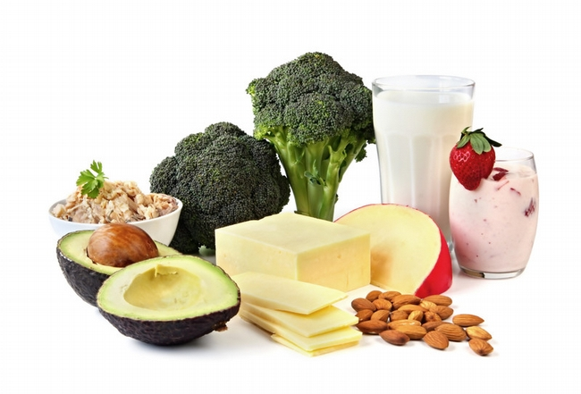 Nutrients that Help with Calcium Absorption