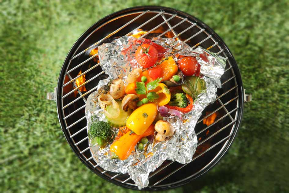 Meatless Barbecue Feasting