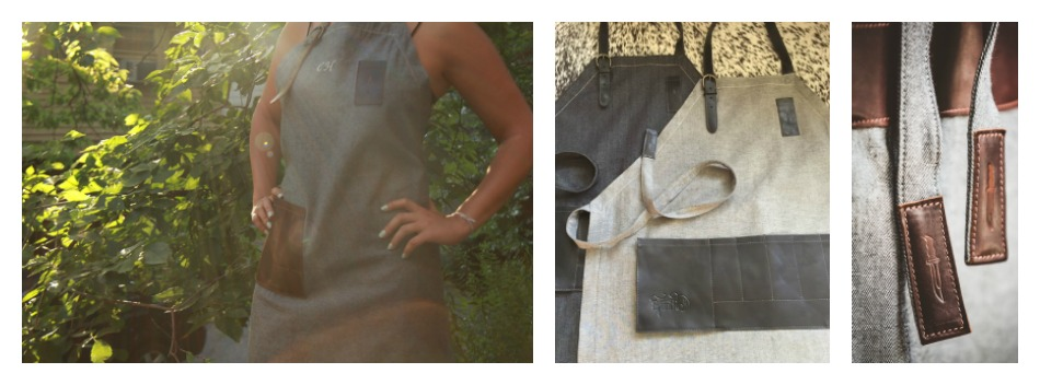 Blunt Roll Aprons - Made in Canada