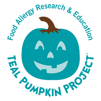 Food Allergy Research and Education Teal Pumpkin project