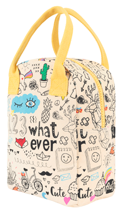 Fluf Washable Lunch Bags - back to school hack