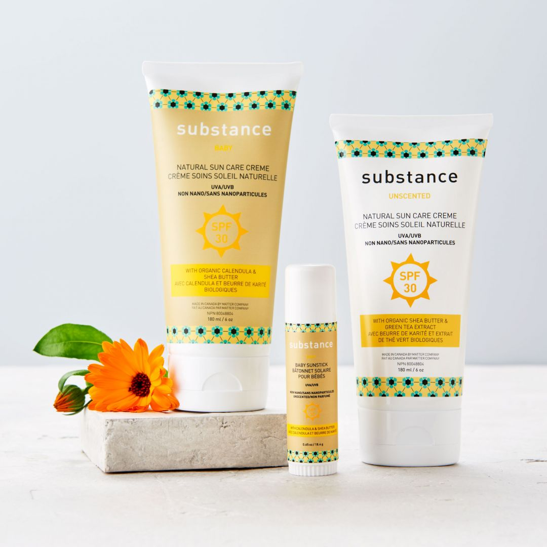 matter company substance sunscreen