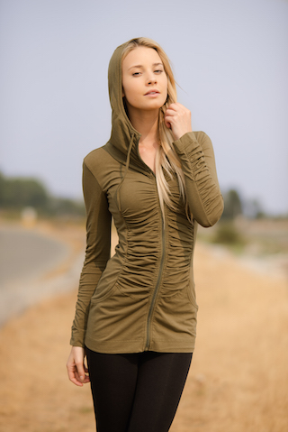 Thrive Tunic by Nomads Hemp Wear
