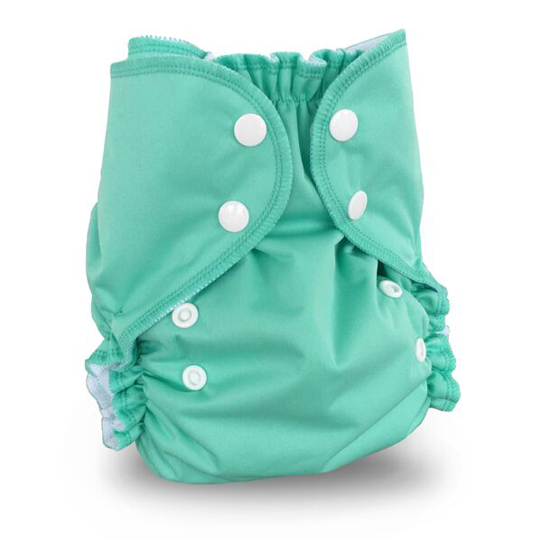 Tahiti green AMP Diapers