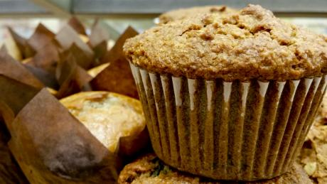 Spiced Apple Mini Muffins