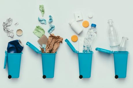 plastics recycling environment